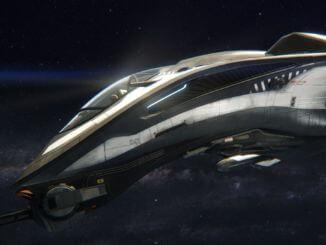 Star Citizen Bounty Hunter Ship
