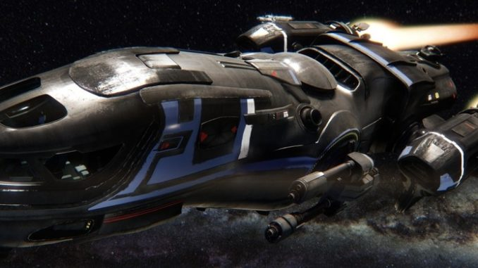 Star Citizen Smuggler Ship Freelancer