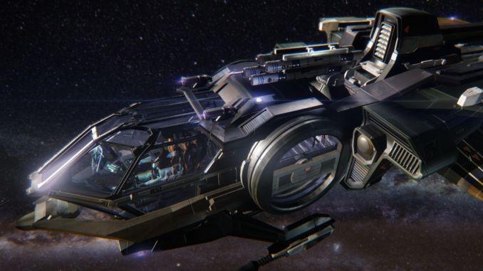 Aurora Star Citizen Ship Review