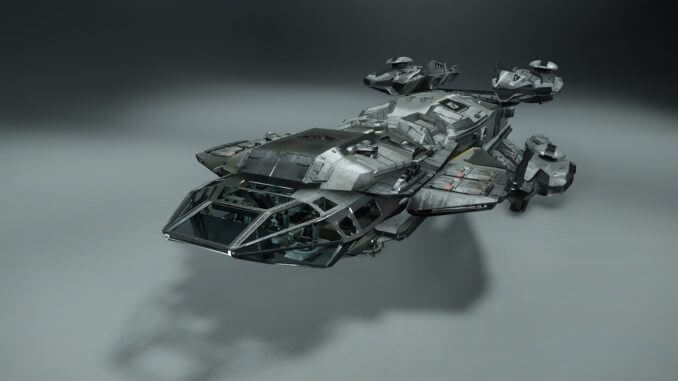 Star Citizen Smuggler Ship Constellation