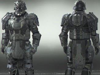 ATV Legacy Armor Concept