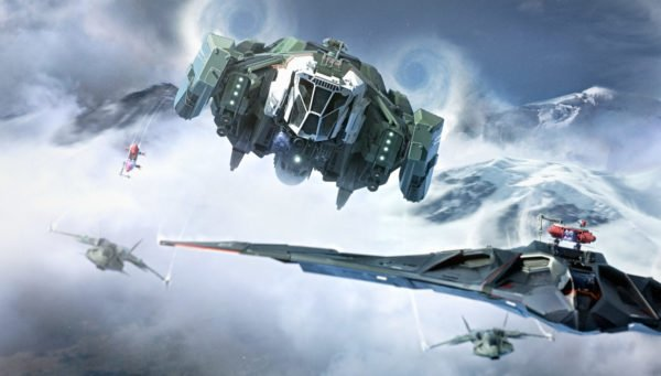AEGIS Vulcan Refuel