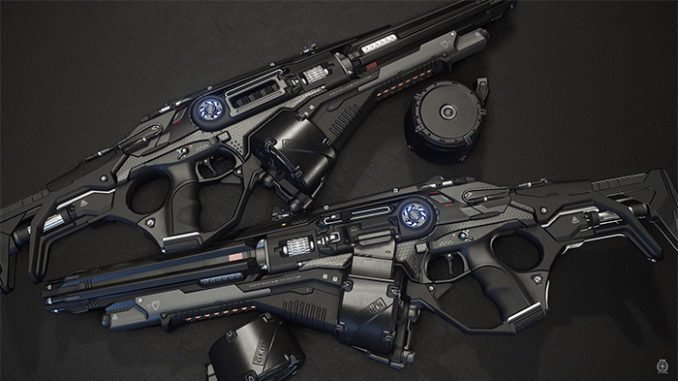 ATV Frankfurt new FPS weapons