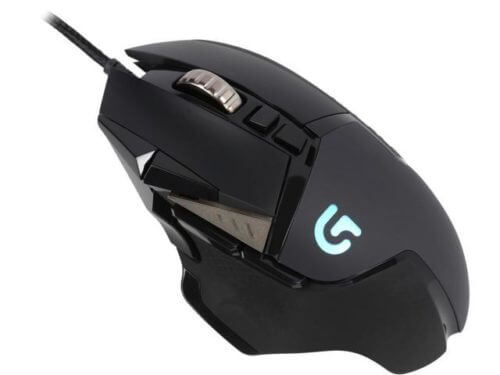 Logitech G502 Proteus The Best FPS Mouse