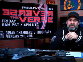 Star Citizen: Reverse the Verse LIVE - Todd Papy & Brian Chambers