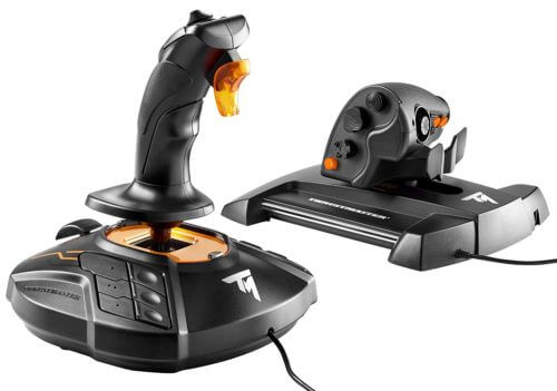 Thrustmaster T.16000M FCS HOTAS The Best HOTAS