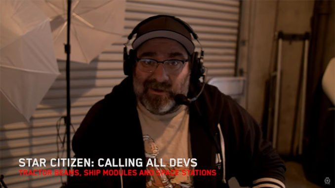 Star Citizen: Calling All Devs - Tractor Beams & Space Stations