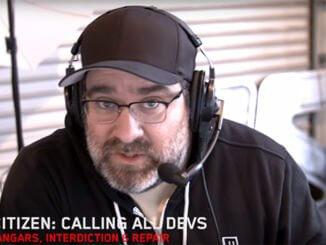 Star Citizen: Calling All Devs - Hangars, Interdiction & Repair