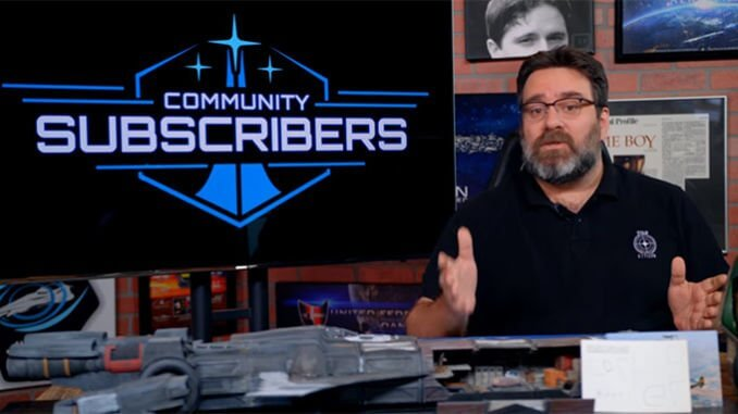 Reverse the Verse LIVE - Production and the RSI Roadmap