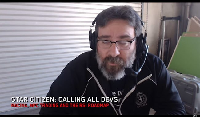 Star Citizen: Calling All Devs - Racing, NPC Traders and the RSI Roadmap