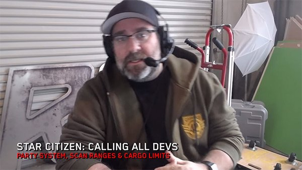 Star Citizen: Calling All Devs - Parties, Scans & Cargo