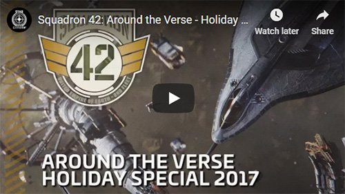 Around the Verse Holiday Special 2017