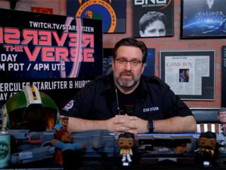 Star Citizen Reverse the Verse LIVE - Hercules Starlifter & Anvil Hurricane