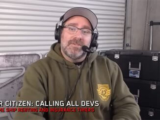 Star Citizen: Calling All Devs - In-Game Ship Renting & Insurance Timers