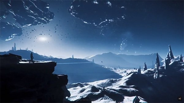 Star Citizen E3 2018