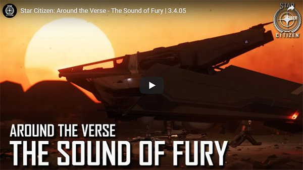 ATV the Sound of Fury Star Citizen