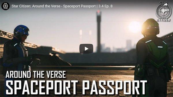 Around the Verse - Spaceport Passport