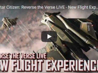 RTV - New Flight Model