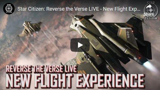 RTV - New Flight Model