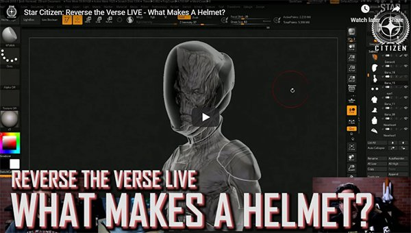 Reverse the Verse LIVE - What Makes A Helmet