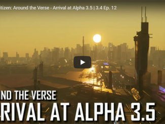 Around the Verse - Arrival at Alpha 3.5