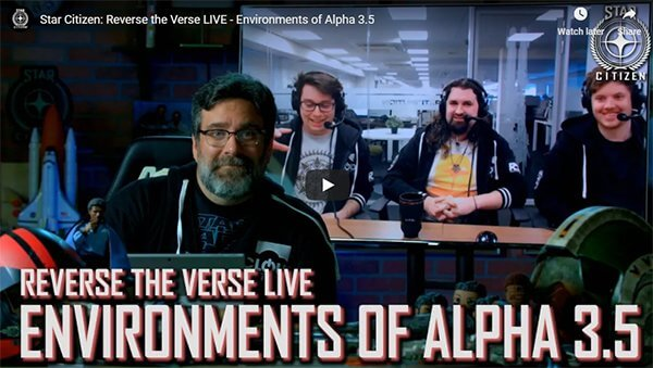 Reverse the Verse LIVE - Environments of Alpha 3.5