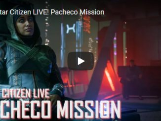Star Citizen Live Pacheco Mission