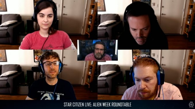 Alien Week Roundtable